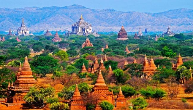 Myanmar - El Reino de las Pagodas