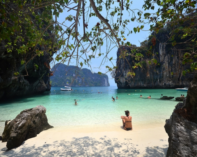 Playas de Tailandia (Recorrido Exclusivo!!)