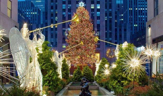 Fin de año en New York