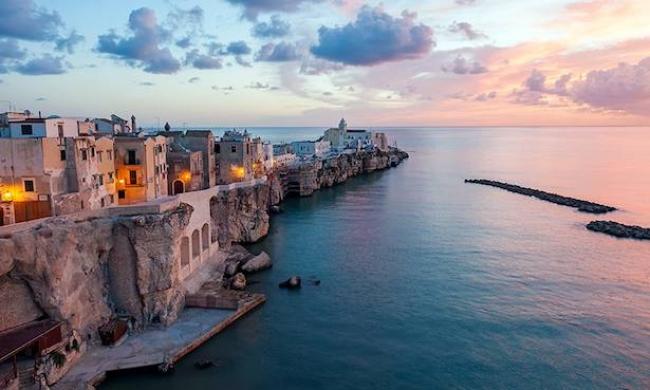 Maravillas de Puglia,Calabria y Sicilia