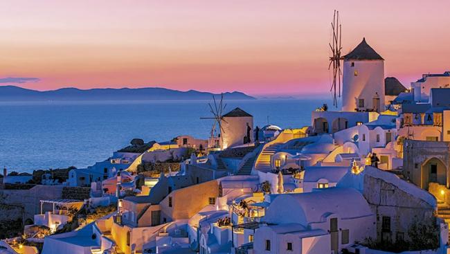 Grecia y la Costa Amalfitana!!!!