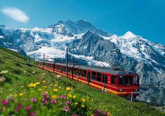 Alemania y Suiza Alpina. Recorrido Exclusivo!!
