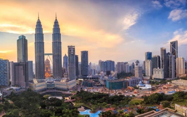 Bangkok, Playas de Tailandia y Kuala Lumpur