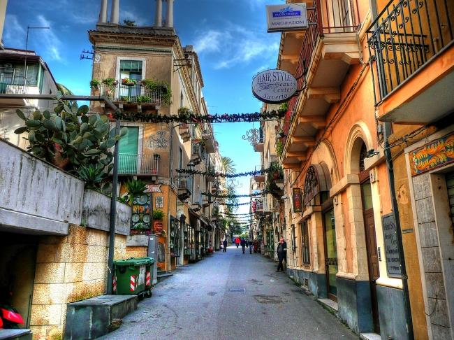 Roma y Sicilia
