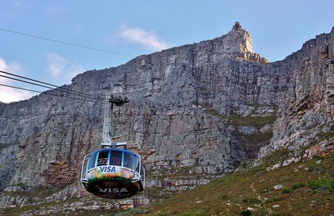 Sudáfrica en Reserva Privada