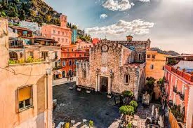 Sicilia y Costa Amalfitana