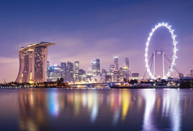 Bali y Singapur