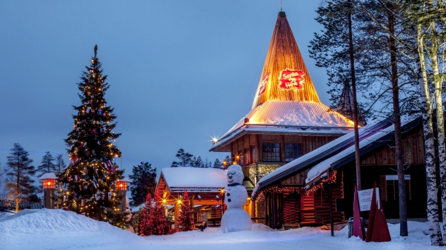 Paris + Rovaniemi, En busca de Auroras Boreales!!