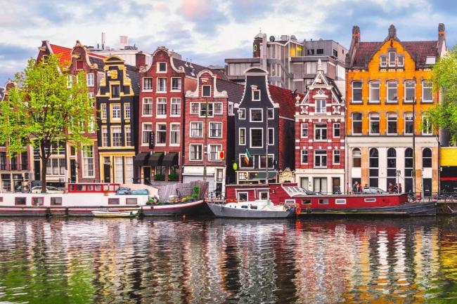 Paris -Bruselas - Amsterdam!!!