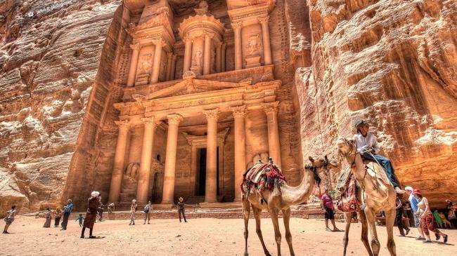 Dubai y Jordania -Todo incluido