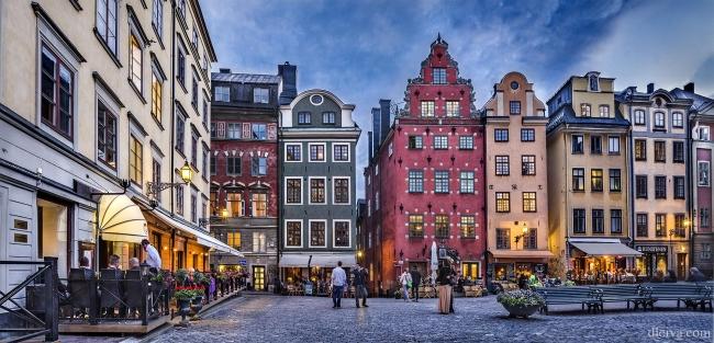 Rusia, Perlas del Báltico & Copenhague