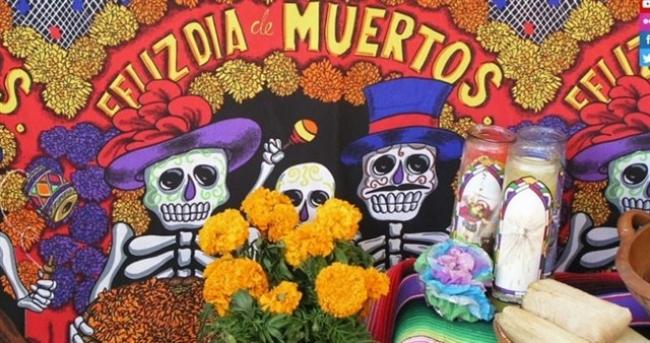 Mexico Festeja la Muerte!!!