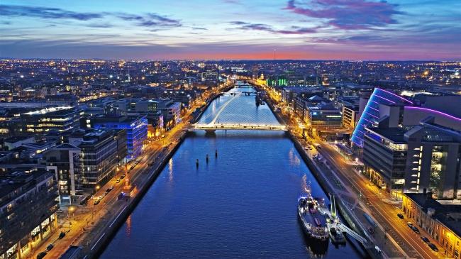 Irlanda, Escocia y Londres