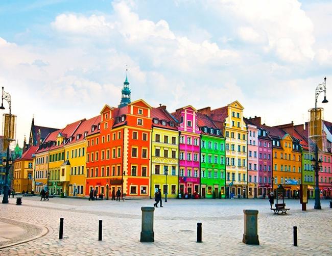 Polonia Fascinante con Praga