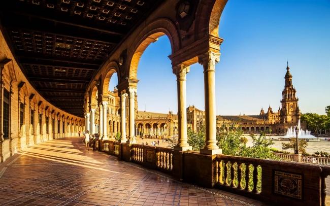 Madrid Andalucía y Barcelona