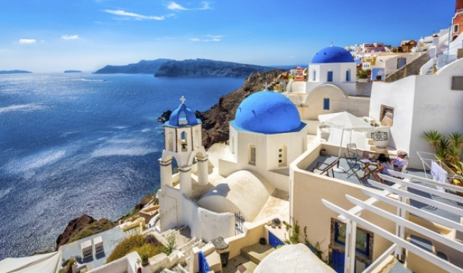 Grecia: Atenas - Santorini y Mykonos