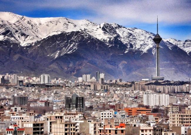 Iran, Maravillas del imperio Persa