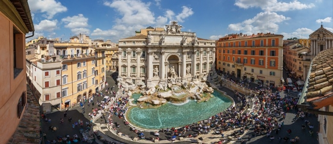 París - Milan- Venecia - Florencia - Roma