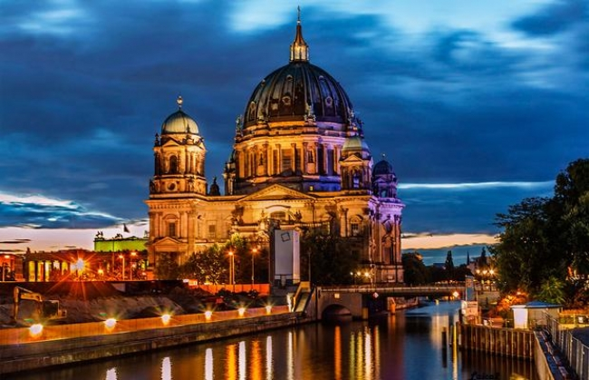 Berlín & Ciudades Imperiales