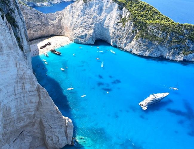 Turquia y Grecia con Navagio Beach