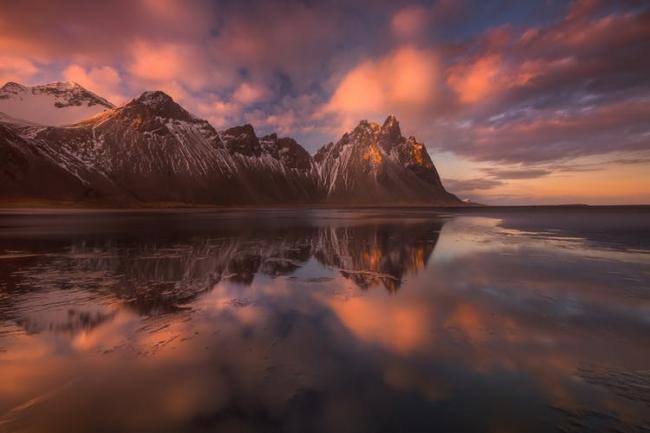 Auroras Boreales en Islandia