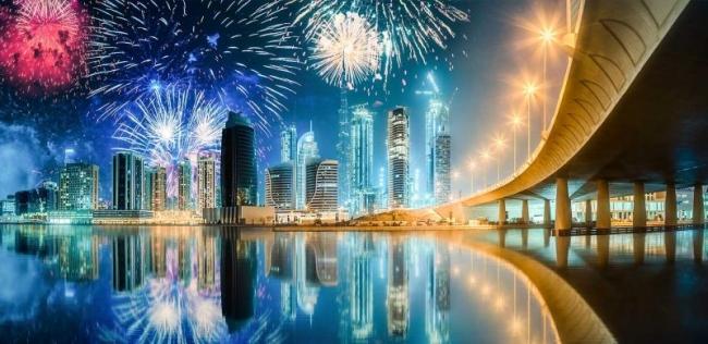 FIN DE AÑO EN DUBAI !!