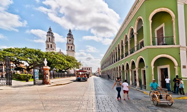 Mexico Arqueologico y Rivera Maya