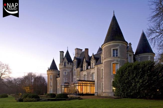Castillos Franceses, Normandía y París