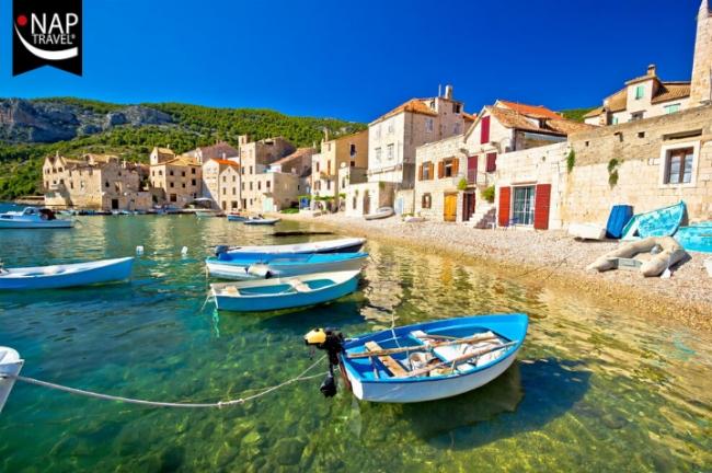 Croacia, La Perla del Adriatico