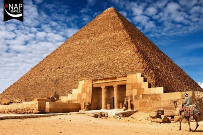 Egipto con Crucero por el Nilo y Hurghada